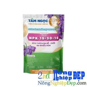 phân bón npk 15-30-15 tám ngọc